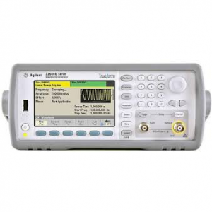 33509B 20MHz, 1 Channel, Trueform Series Waveform/Function Generators