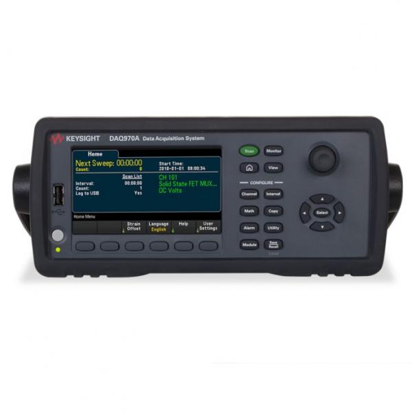 DAQ970A Data Acquisition System