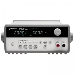 E3640A 30W Power Supply, 8V, 3A or 20V, 1.5A