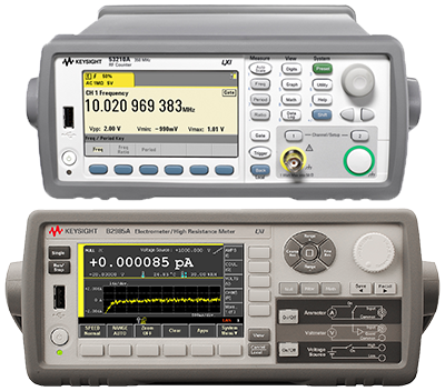 Frequency Counters, Picoammeters , Electrometers