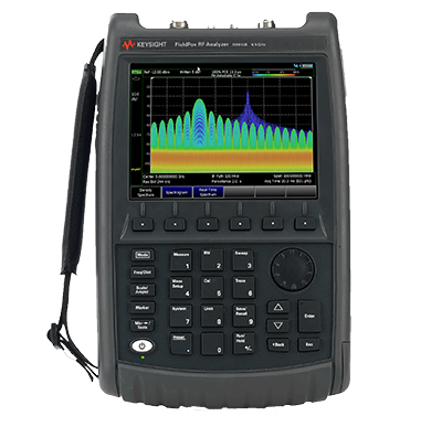FieldFox Handheld Spectrum Analyzers