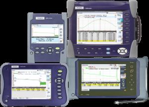 VIAVI OTDR Testing Equipment