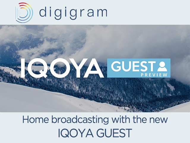 Digigram iqoya guest image
