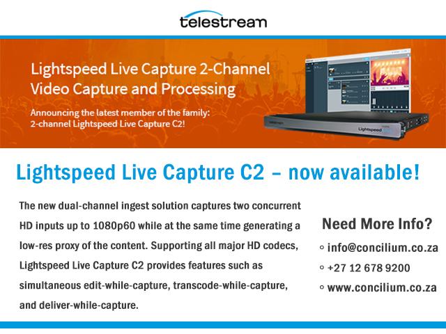 telestream light speed