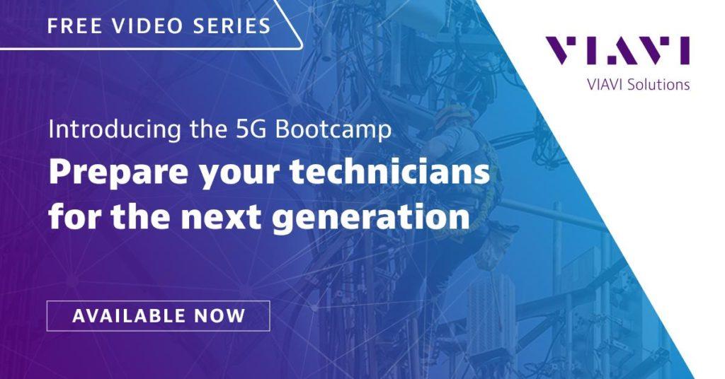 VIAVI 5G Bootcamp