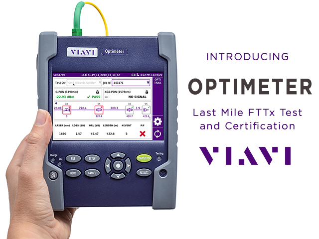 VIAVI Optimeter