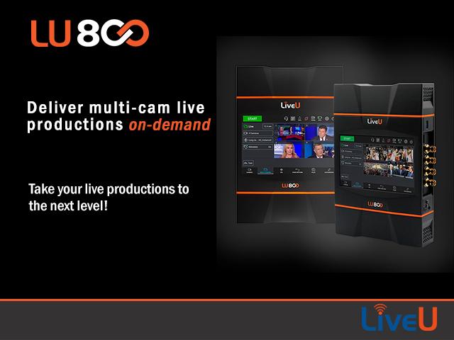 LU800 Multi-Cam