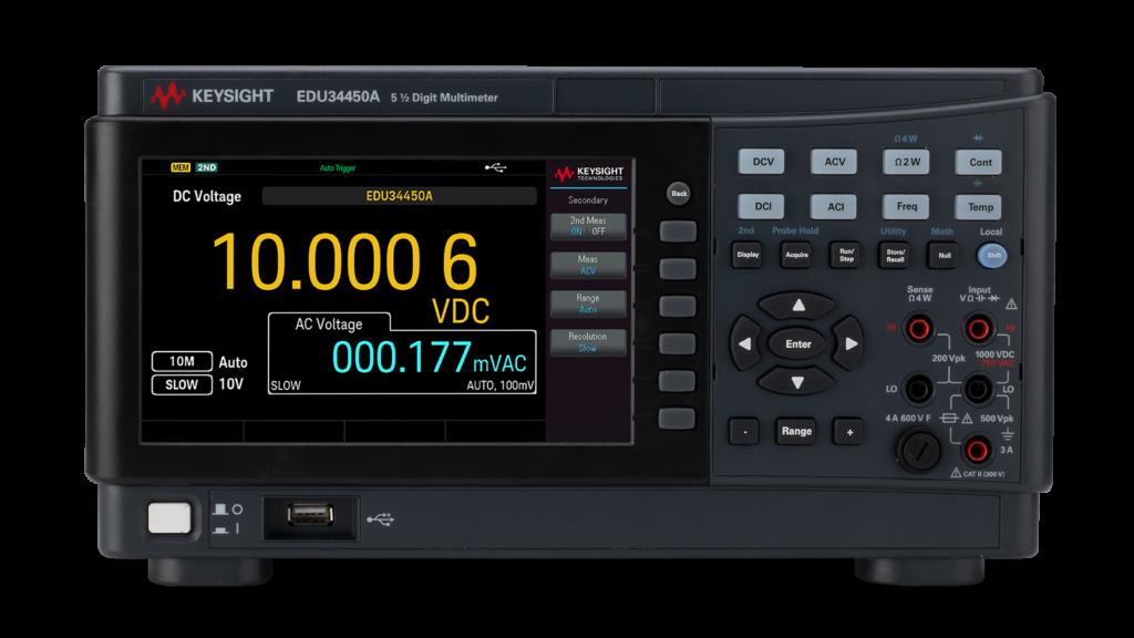 EDU34450A digital multimeter